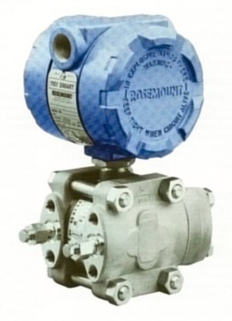 (ROSEMOUNT) The Model 1151GP Smart Pressure Transmitter sets the industry